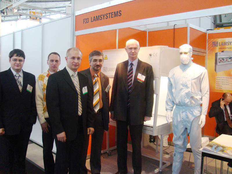 CleanRooms Europe 2009